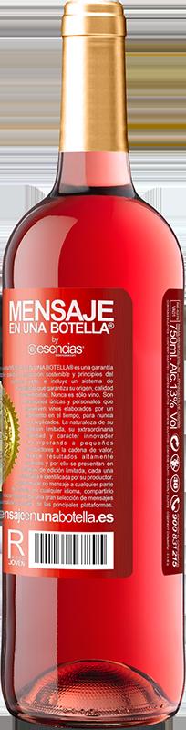 «Me, myself and wine» ROSÉ Edition