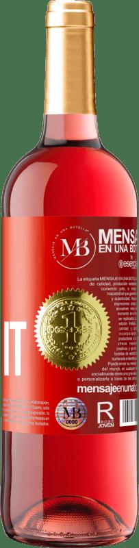 «Wine about it» ROSÉ Edition