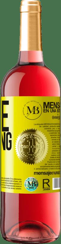 «Wine drinking team» Édition ROSÉ