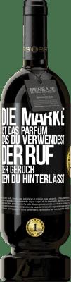 29,95 € Kostenloser Versand | Rotwein Premium Edition MBS® Reserva Marke ist das Parfüm, das Sie verwenden. Ruf, der Geruch, den du hinterlässt Schwarzes Etikett. Anpassbares Etikett Reserva 12 Monate Ernte 2013 Tempranillo