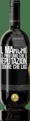 29,95 € Spedizione Gratuita   Vino rosso Edizione Premium MBS® Reserva Il marchio è il profumo che usi. Reputazione, l'odore che lasci Etichetta Nera. Etichetta personalizzabile Reserva 12 Mesi Raccogliere 2013 Tempranillo
