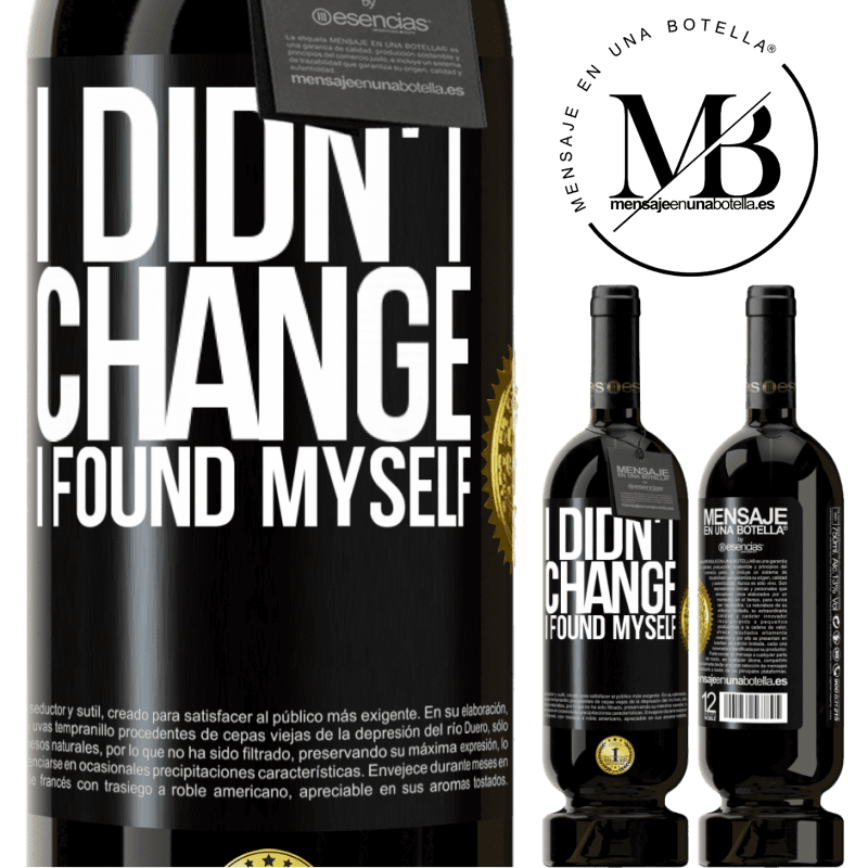29,95 € Free Shipping | Red Wine Premium Edition MBS® Reserva Do not change. I found myself Black Label. Customizable label Reserva 12 Months Harvest 2013 Tempranillo