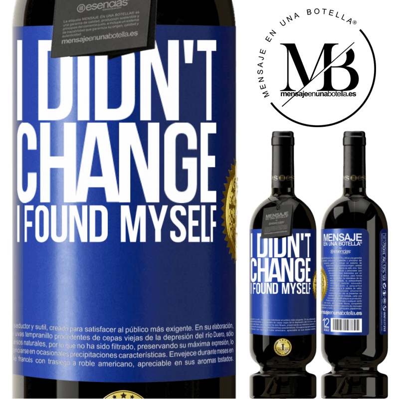 29,95 € Free Shipping | Red Wine Premium Edition MBS® Reserva Do not change. I found myself Blue Label. Customizable label Reserva 12 Months Harvest 2013 Tempranillo