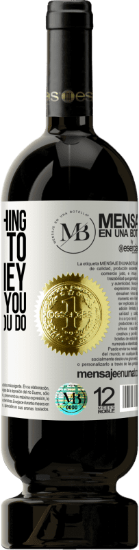 «Before teaching you how to make money, I will teach you to love what you do» Premium Edition MBS® Reserva