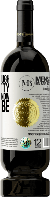 «It is not enough to be pretty. You have to know how to be» Premium Edition MBS® Reserva