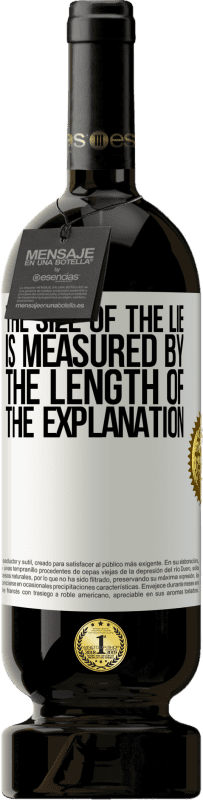29,95 € Free Shipping | Red Wine Premium Edition MBS® Reserva The size of the lie is measured by the length of the explanation White Label. Customizable label Reserva 12 Months Harvest 2013 Tempranillo