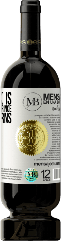 «The trick is to axfisiar the prince until it turns blue» Premium Edition MBS® Reserva