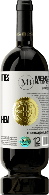 «The opportunities do not pass. You create them» Premium Edition MBS® Reserva