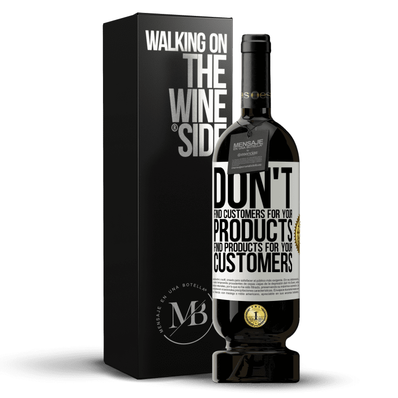 29,95 € Free Shipping | Red Wine Premium Edition MBS® Reserva Don't find customers for your products, find products for your customers White Label. Customizable label Reserva 12 Months Harvest 2013 Tempranillo