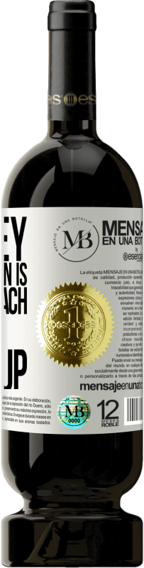 «The key to education is not to teach, it is to wake up» Premium Edition MBS® Reserva