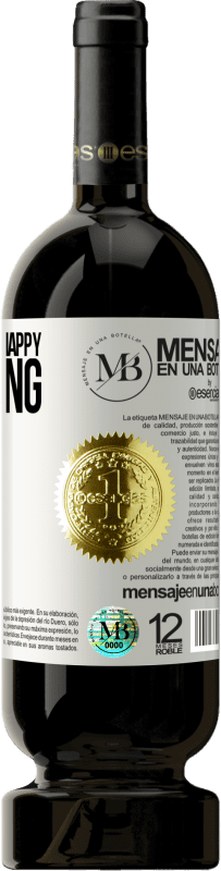 «Neither sad nor happy. Breathing and now» Premium Edition MBS® Reserva