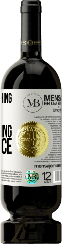 «Let everything flow and nothing influence» Premium Edition MBS® Reserva