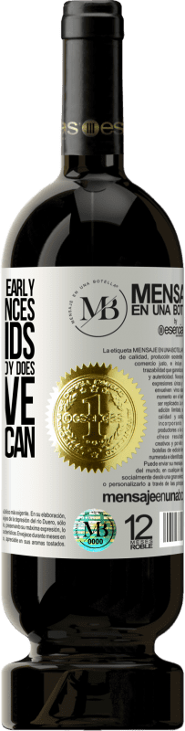 «Sleep late, wake up early. Many acquaintances, few friends. Live a few years as nobody does, then live as nobody can» Premium Edition MBS® Reserva