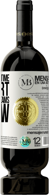 «The perfect time to start fulfilling dreams is now» Premium Edition MBS® Reserva