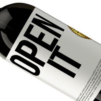 Unique & Personal Expressions. «Open it» Premium Edition MBS® Reserva