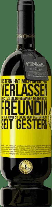 Kostenloser Versand | Rotwein Premium Ausgabe MBS® Reserva