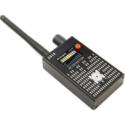 59,95 € Kostenloser Versand | Signalmelder Professioneller GPS Tracker Detektor. Diebstahlwarnanlage. Versteckter Sprachaufzeichnungsdetektor. Drahtloser Kamera-Detektor