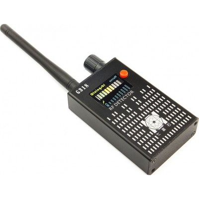 59,95 € Бесплатная доставка | Сигнальные Профессиональный GPS трекер детектор. Противоугонный детектор. Скрытый диктофон, детектор. Беспроводная камера детектор
