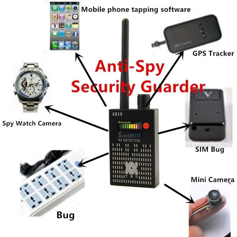59,95 € Envoi gratuit   Détecteurs de Signal Détecteur professionnel GPS Tracker. Détecteur anti-vol. Détecteur d'enregistreur vocal caché. Détecteur de caméra sans fil