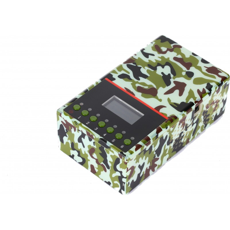 202,95 € Envoi gratuit | Bloqueurs de Téléphones Mobiles Bloqueur de signal de qualité armée Cell phone GSM