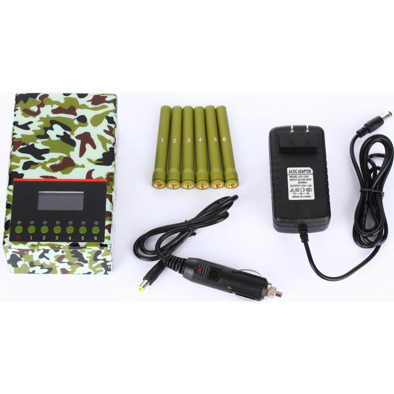 202,95 € Kostenloser Versand | Handy-Störsender Signalblocker in Army-Qualität Cell phone GSM