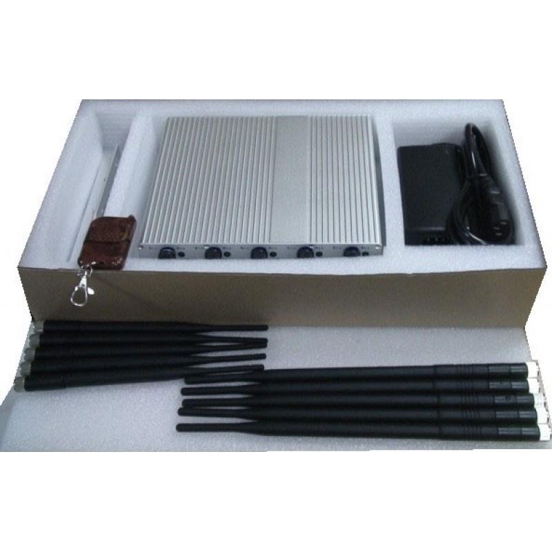 Блокаторы дистанционного управления Блокатор сигналов высокой мощности