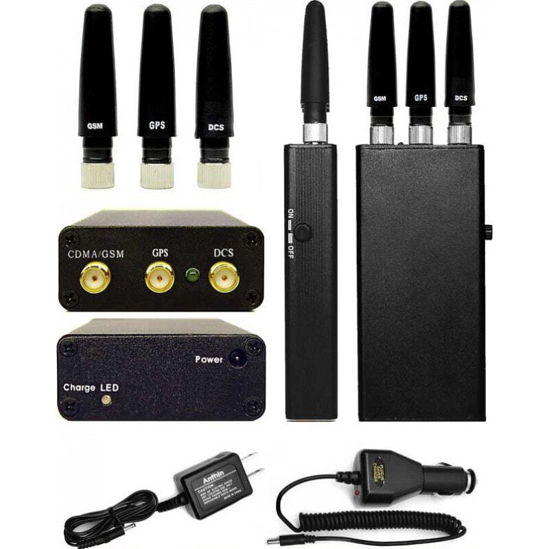 48,95 € Free Shipping   Cell Phone Jammers Handheld multi-functional signal blocker Handheld