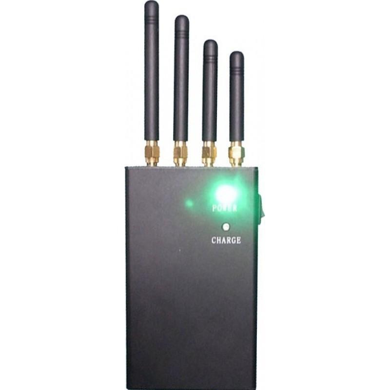 Bloqueurs de Téléphones Mobiles Bloqueur de signaux haute puissance du véhicule. Bloqueur de signal de télécommande