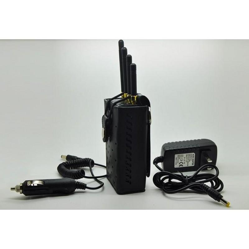 Handy-Störsender Fahrzeug-Hochleistungssignalblocker. Fernbedienungssignalblocker
