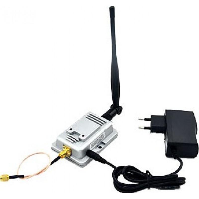 Signalverstärker 2W WiFi Signalverstärker. Drahtloser Breitbandverstärker 802.11b/g