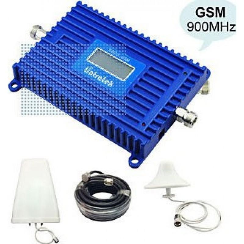 Усилители Усилитель сигнала мобильного телефона. ЖК дисплей GSM