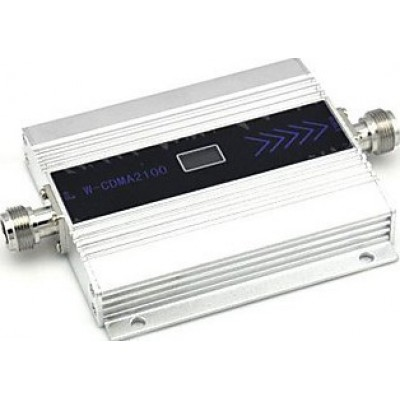 59,95 € Free Shipping | Signal Boosters Mini mobile phone signal booster. 10m cable. LCD Display CDMA