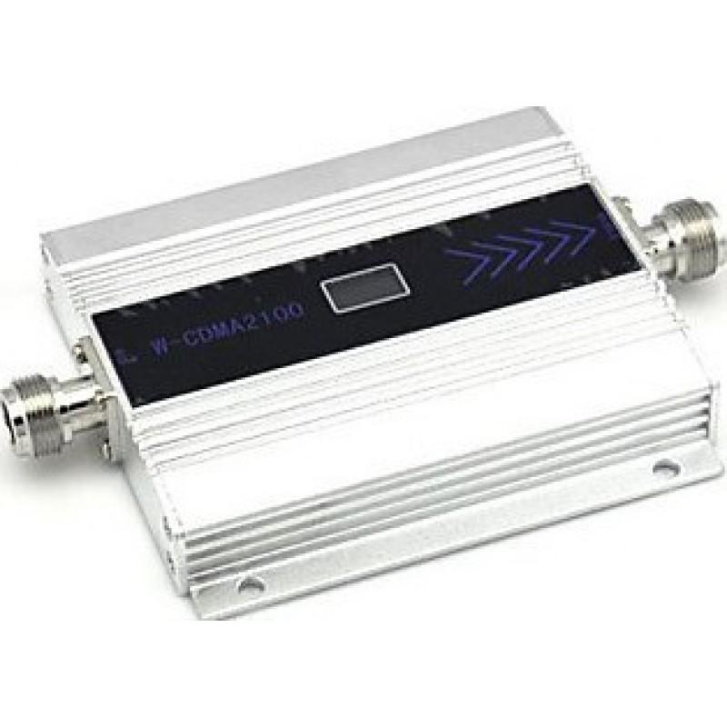 59,95 € Envoi gratuit | Amplificateurs de Signal Mini amplificateur de signal de téléphone mobile. 10 m de câble. Affichage LCD CDMA