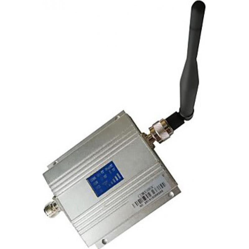 85,95 € Envoi gratuit | Amplificateurs de Signal Amplificateur de signal de téléphone cellulaire. Kit antenne amplificateur et YaGi. Affichage LCD CDMA