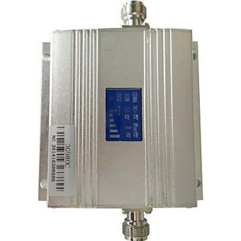 85,95 € Envio grátis   Amplificadores de Sinal Reforço de sinal de telefone celular. Kit de antena de painel. Tela de LCD 3G