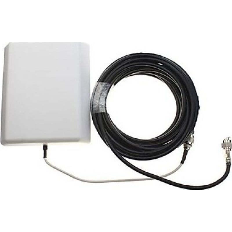 85,95 € Envío gratis   Amplificadores de Señal Amplificador de señal de teléfono móvil. Kit de antena de panel. Pantalla LCD 3G