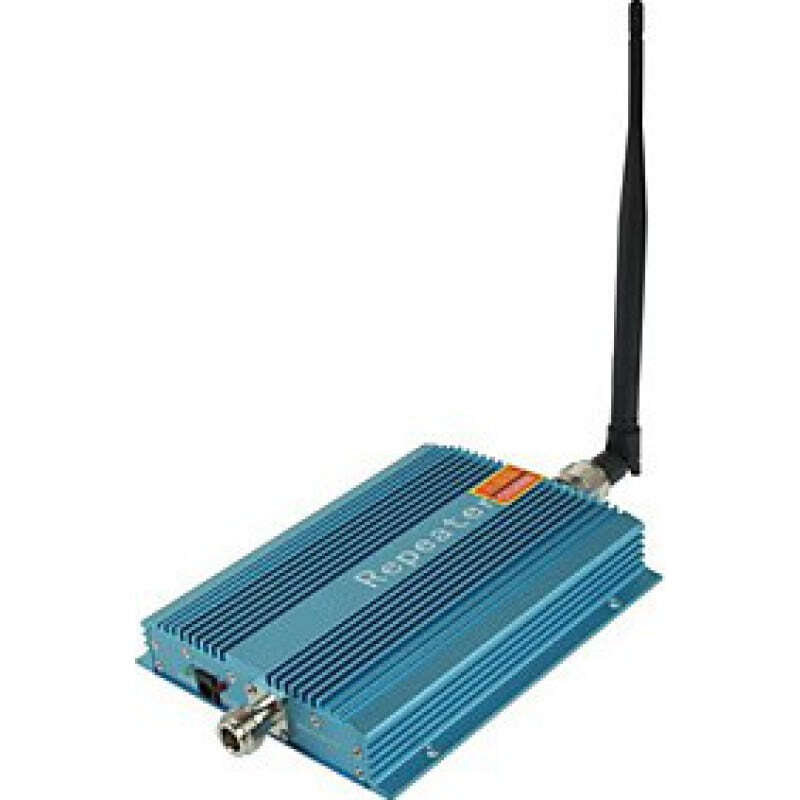 85,95 € Envío gratis | Amplificadores de Señal amplificador de señal de teléfono móvil de ganancia de 60dB. Kit amplificador GSM 500m2
