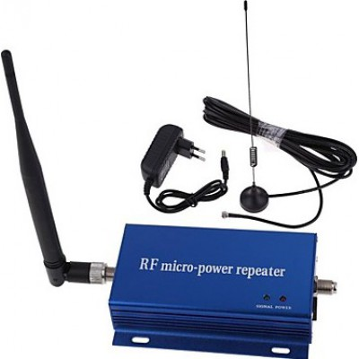 73,95 € Free Shipping | Signal Boosters Mini cell phone signal booster. RF Repeater amplifier CDMA