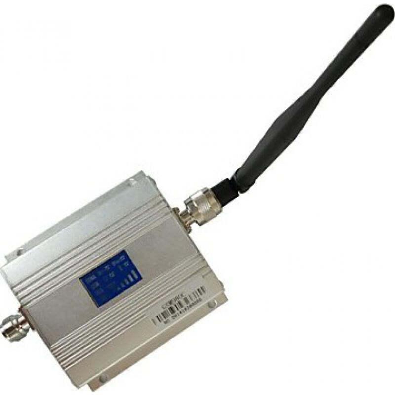 Amplificateurs de Signal Amplificateur de signal de téléphone mobile. Kit amplificateur et antenne. Affichage LCD GSM