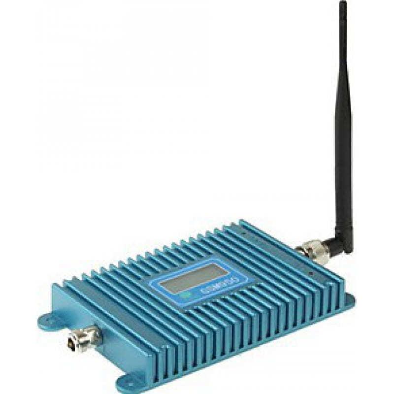 信号增强器 手机信号增强器。液晶显示器。 11dB室外天线 GSM
