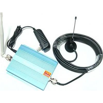 89,95 € Envío gratis | Amplificadores de Señal Amplificador de señal de teléfono móvil. Antena omnidireccional y kit de antena Sucker. Cable de 10m GSM