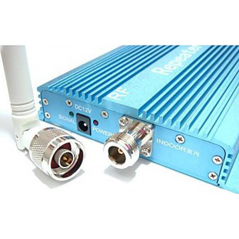 89,95 € Envío gratis   Amplificadores de Señal Amplificador de señal de teléfono móvil. Antena omnidireccional y kit de antena Sucker. Cable de 10m GSM