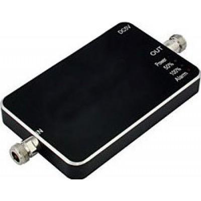 65dB Gain. Amplificateur de signal de téléphone cellulaire. Kit antennes répéteur et Yagi