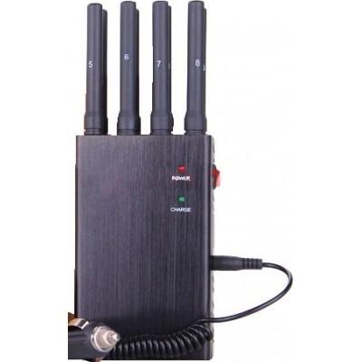 172,95 € 免费送货 | 手机干扰器 信号阻断器