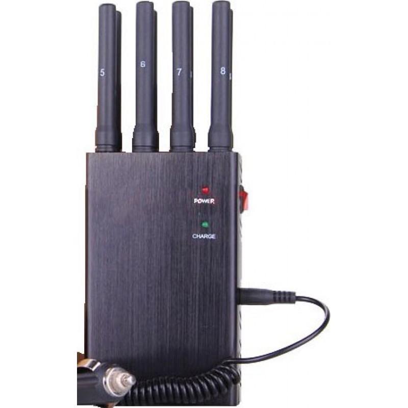 172,95 € Envoi gratuit | Bloqueurs de Téléphones Mobiles Bloqueur de signal