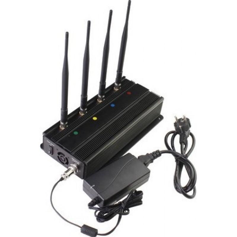 Bloqueurs de Téléphones Mobiles Bloqueur de signal GSM 40m