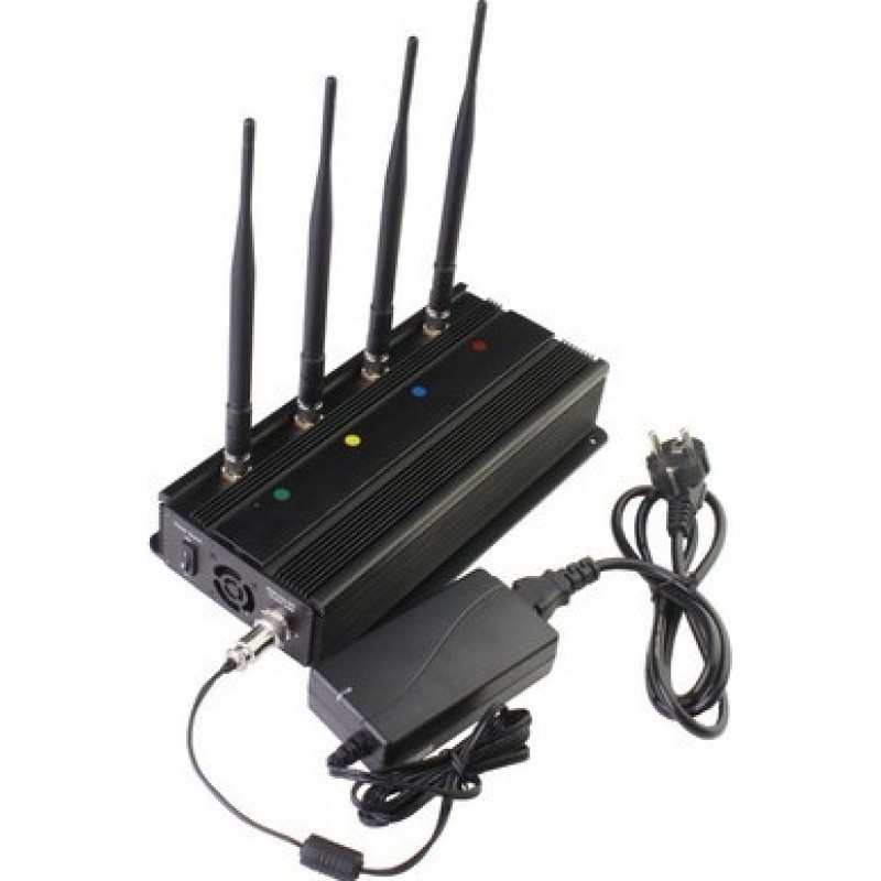 Cell Phone Jammers Signal blocker GSM 40m