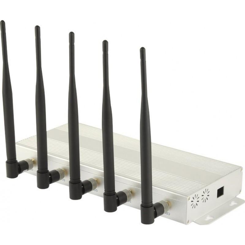 Блокаторы мобильных телефонов Блокировщик сигнала 3G 40m