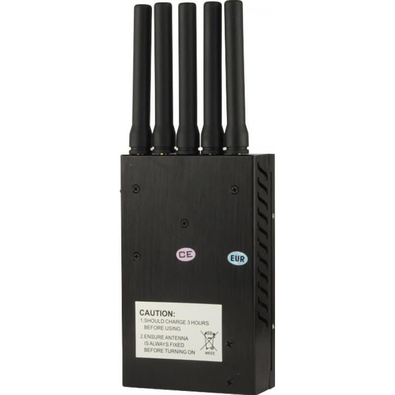 129,95 € Envoi gratuit | Bloqueurs de Téléphones Mobiles Bloqueur de signal portable GSM Portable 20m
