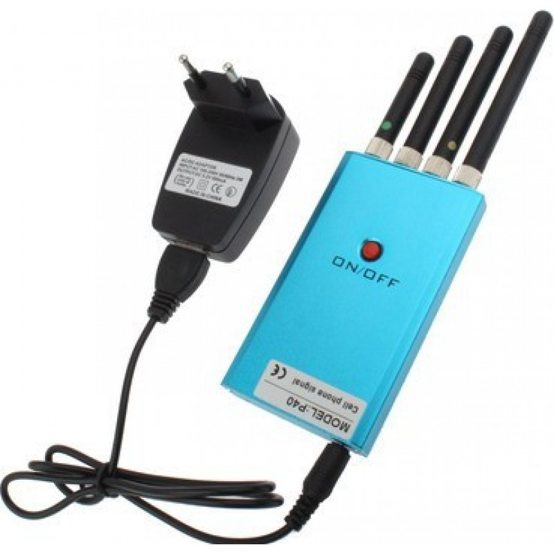 57,95 € Free Shipping | Cell Phone Jammers Mini portable signal blocker GSM Portable 10m